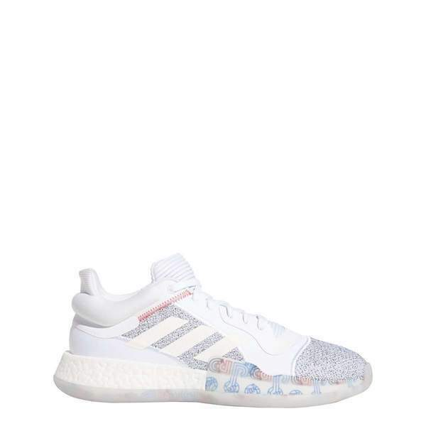 Adidas Men's Men's Men's Marquee Boost Low Basketball shoes White - G27745 1a1507