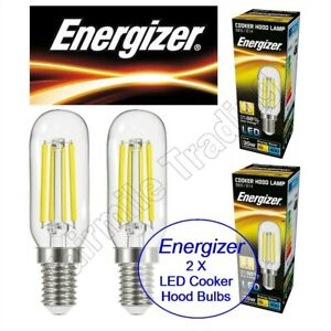 LED Cooker Hood Light Bulb 240v SES E14