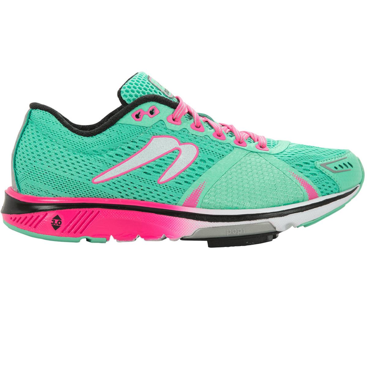 Newton Running Gravity 7 Damen Laufschuhe Turnschuhe Sportschuhe türkis W000218