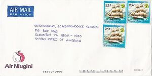BD853-Papua-New-Guinea-2000-nice-Airmail-cover-to-USA