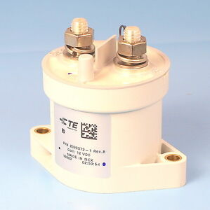 Details about Genuine TE Connectivity Continuous Current Contactor 500 Amp  EVC500 SPST-NO-DM