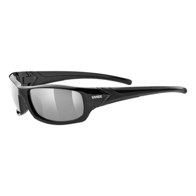 Uvex Sportstyle 211 Fahrrad Brille schwarz