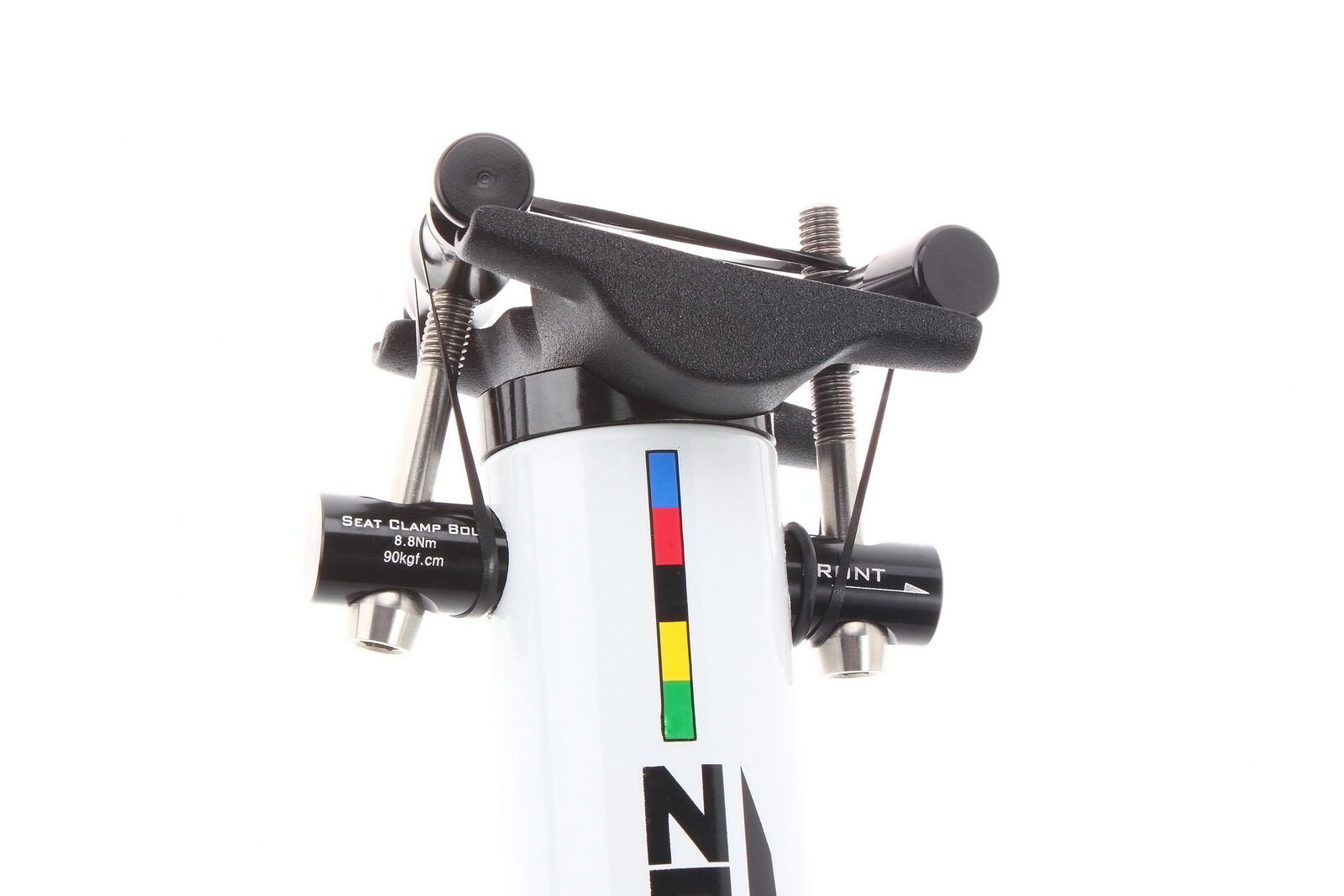 Aerozine XP-Zero Road Mountain MTB Bicycle Bike Seatpost Post 30.9mm 400mm White