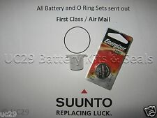 SUUNTO.D4, D4i,  Energizer Battery Kit ,(  With Free Grease)