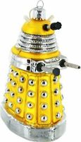 BBC Gold Dalek Christmas Tree Ornament KURT ADLER 08MINT Doctor WHO on Sale