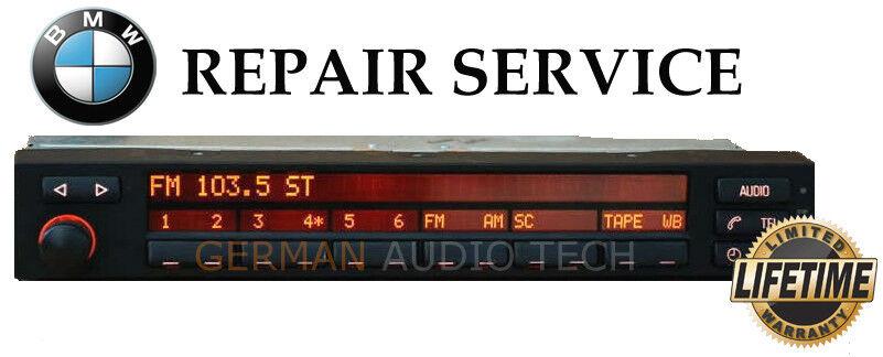 Pixel Repair Service For Bmw E38 740i 750i Multiinformation Radio Rhebay: 1998 Bmw 740i Radio Receiver At Gmaili.net