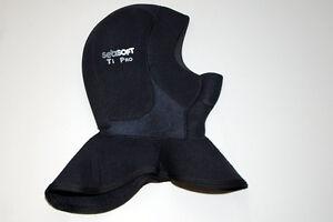 Seasoft Ti Pro 6mm Wetsuit Hood