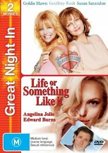 DVD-The-Banger-Sisters-Life-Or-Something-Like-It-2-Disc-Set-Used-S2