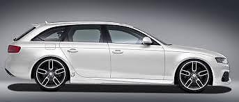 4 Ammortizzatori Sachs Audi A4 Berl/Avant (8K2-B8/8K5-B8) Da 11/07