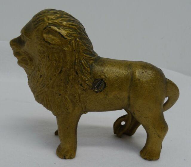 lion coin bank