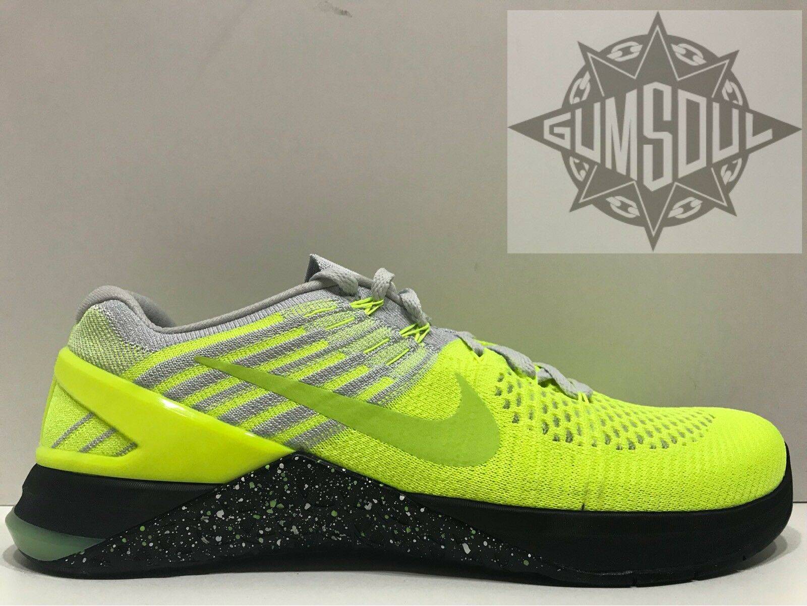 NIKE METCON DSX FLYKNIT VOLT GHOST GREEN PURE PLATINUM BLACK 852930 701 Price reduction Comfortable and good-looking Seasonal price cuts, discount benefits