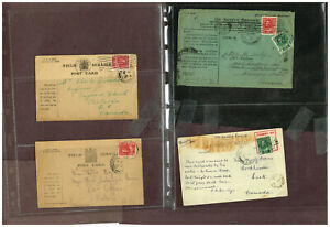 CANADA-WWI-WORLD-WAR-ONE-MILITARY-CENSORED-FPO-ETC-RAM11-22