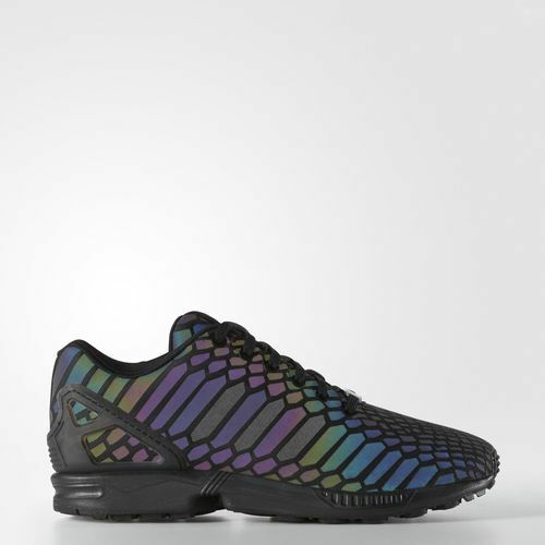 super popular 35421 b25fb Mens adidas Originals ZX Flux XENO Consortium Reflective ...
