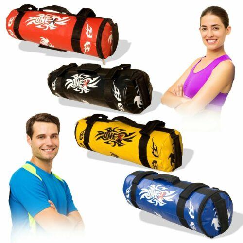 Weight Lifting Bag Sand Power Bag Training Fitness Gym Exercise Bulgarian bag