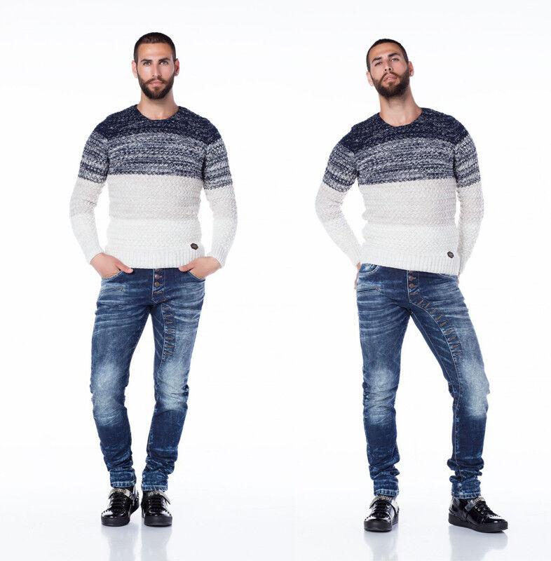 CIPO & Baxx RIDER RIDER Baxx hommes Jeans denim cd-270 toutes les taille NEUF 9c7b9b