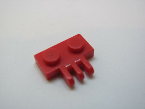 LEGO 2452 @@ Hinge 1 x 2-3 Fingers On Side 6862 6923 6959 6989 Red