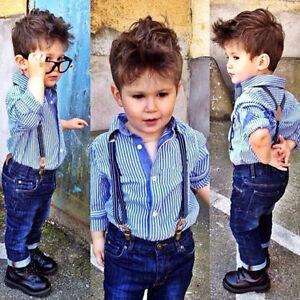 mode baby kinder junge boy blau hemd shirt jeans pants. Black Bedroom Furniture Sets. Home Design Ideas