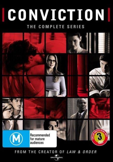Conviction (DVD, 2011, 3-Disc Set)