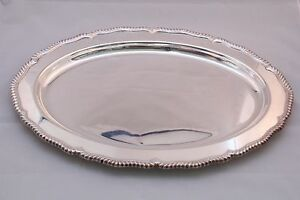SILVER-PLATED-OVAL-MEAT-SERVING-TRAY