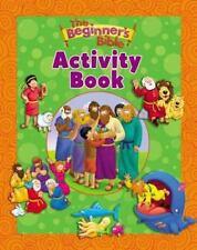 The Beginner's Bible: The Beginner's Bible Activity Book by Zondervan (2017, Paperback)