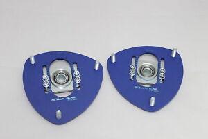 Silver-Project-fuer-Subaru-GC-Impreza-Uniball-verstellbar-einstellbar-Domlager