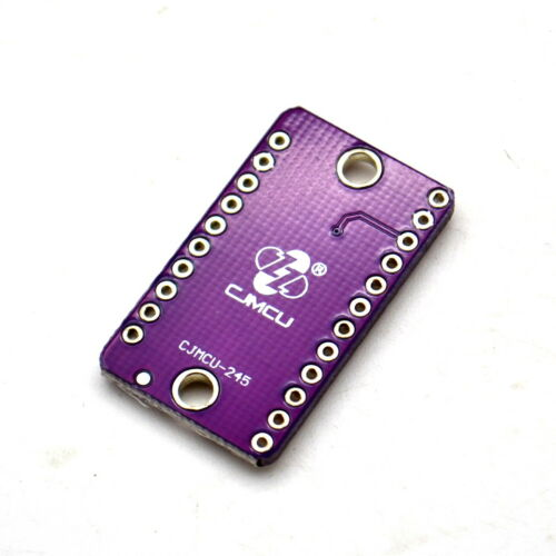 CJMCU 245 SN74LVC4245A LJ245A Octal Bus émetteur-récepteur Shifter Development Board