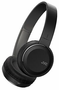 JVC HA-S30BT-B-E Wireless Bluetooth Headphones Black