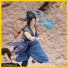 Naruto Shippuden SH Figuarts Sasuke Uchiha Itachi Battle Bandai