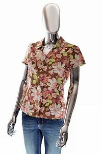 Tommy Bahama Silk Blouse 4 93