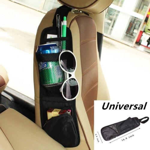 1PCS Truck Car Seat Side Storage Organizer Interior Multi-Use Bag Pocket Superb