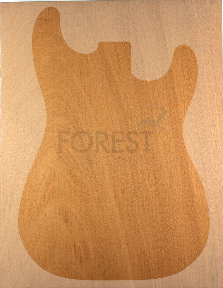 Electric guitar first quality Honduras Honduras Honduras Mahogany 1 piece body blank d5b2e0