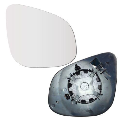 GLACE RETROVISEUR RENAULT KANGOO 2 PHASE 2 APRES 08//2013 DROIT NON DEGIVRANT