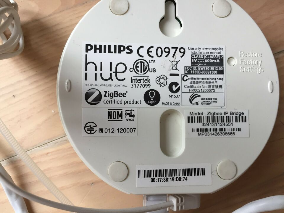 Andet, Philips