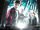 Harry Potter & The Half Blood Prince Original Soundtrack CD - NEW