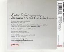 (GV294) Florence Rawlings, Hard To Get - 2009 CD