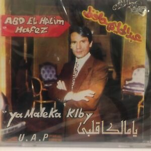 Abdel-Halim-Hafez-Artist-Ya-Maleka-Kalby-CD-Arabic-Music-19