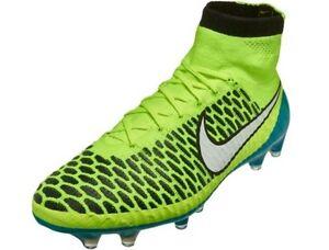 site réputé b80fd d5495 Nike Magista Obra Fg Femmes Crampons de Football 718754-487 ...