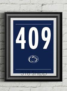 409-Penn-State-Football-Joe-Paterno-Art-Print-Poster