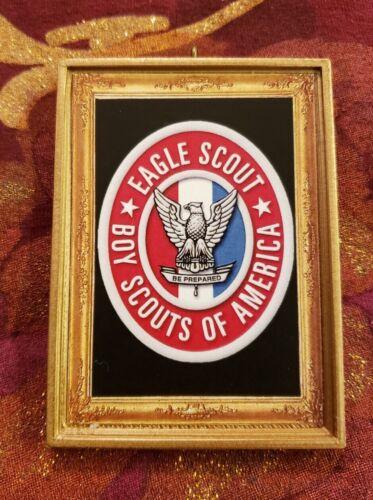 Boy Scout Eagle Scout Gift Christmas Ornament//Magnet//Dollhouse miniature