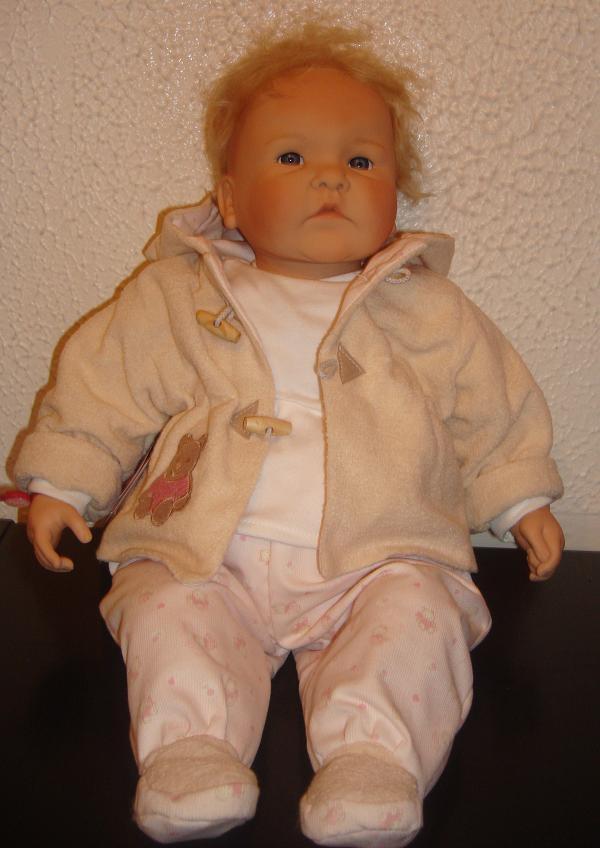 Nuevo Gotz Didy Jacobsen Timmy Bebé Niño coleccionista Jugar Muñeca Raro Ideal Navidad