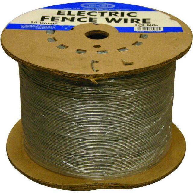 Field Guardian 17-Guage Aluminum Wire 1//4-Mile