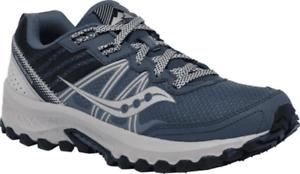 Men/'s Saucony Excursion TR14 Trail Running Sneaker Blue//Grey