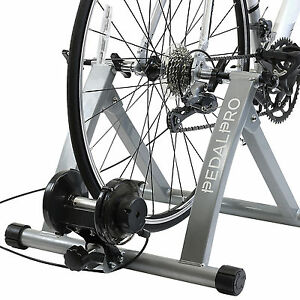 PEDALPRO-VARISPEED-TURBO-CYCLE-TRAINER-INDOOR-EXERCISE-BIKE-RESISTANCE-TRAINING