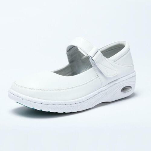 Newest Nurse Shoes Mary Jane Slip Resistant Comfort White Nursing Work Shoes Hot