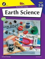 Earth Science: Reproducible Activities, Grades 5-8 (The 100+ Series)