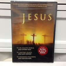 **Jesus; To His Chaotic World Jesus Offered Peace - DVD - Brand new/sealed