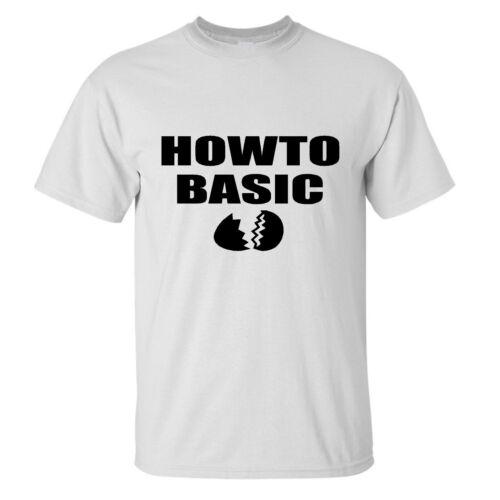 Enfants comment Basic T Shirt YouTube Funny 5-13 Ans logang TDM HOWTO