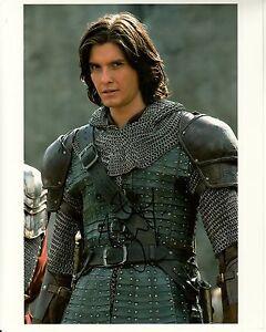 Ben-Barnes-Firmado-a-mano-Chronicles-of-Narnia-Prince-Caspian-8x10-W-uacc-RD