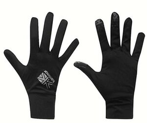Karrimor-Mens-Womens-Liner-Gloves-Thermal-Walking-Sports-Running-Touch-Screen