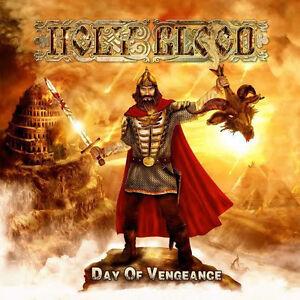Holy-Blood-034-Day-of-Vengeance-034-NEU-NEW-Folk-Death-Metal